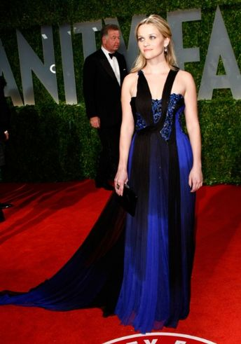Reese Witherspoon in Rodarte at Oscars