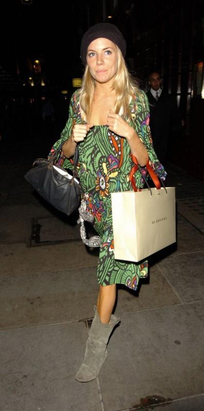 Sienna in 2005