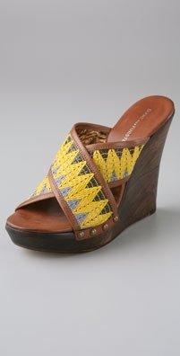 Diane von Furstenberg sandal