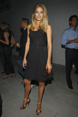 At the 2006 Calvin Klein Party