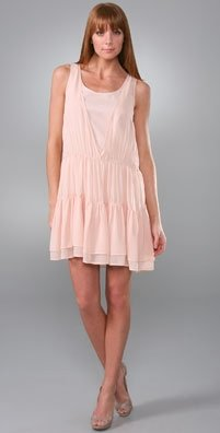 Ballerina pink See by Chloe dress