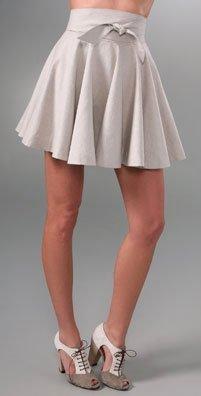 twenty8twelve tutu inspired high-waisted skirt