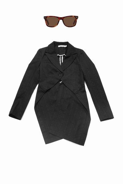 Erin Wasson X RVCA Beethoven tuxedo jacket