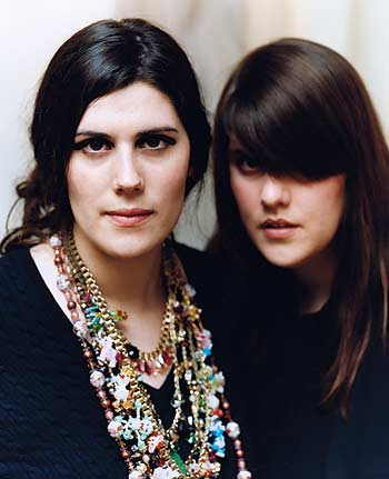 Kate and Laura Mulleavy of Rodarte