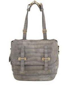 YSL Besace flap bag