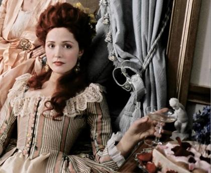 As the Duchess de Polignac