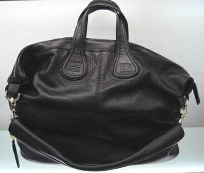 Givenchy medium croc nightingale bag