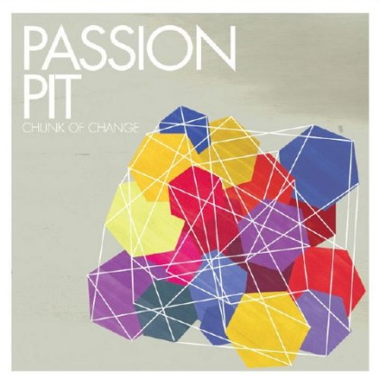 Boston-based band Passion Pit (their music is soo happy and fun!)