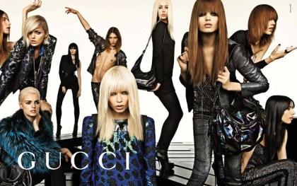 Gucci Fall 09 campaign