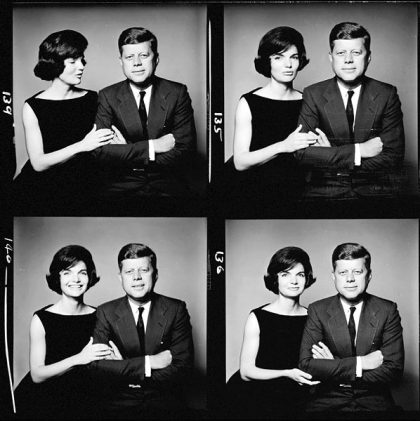 John and Jackie...nuff said