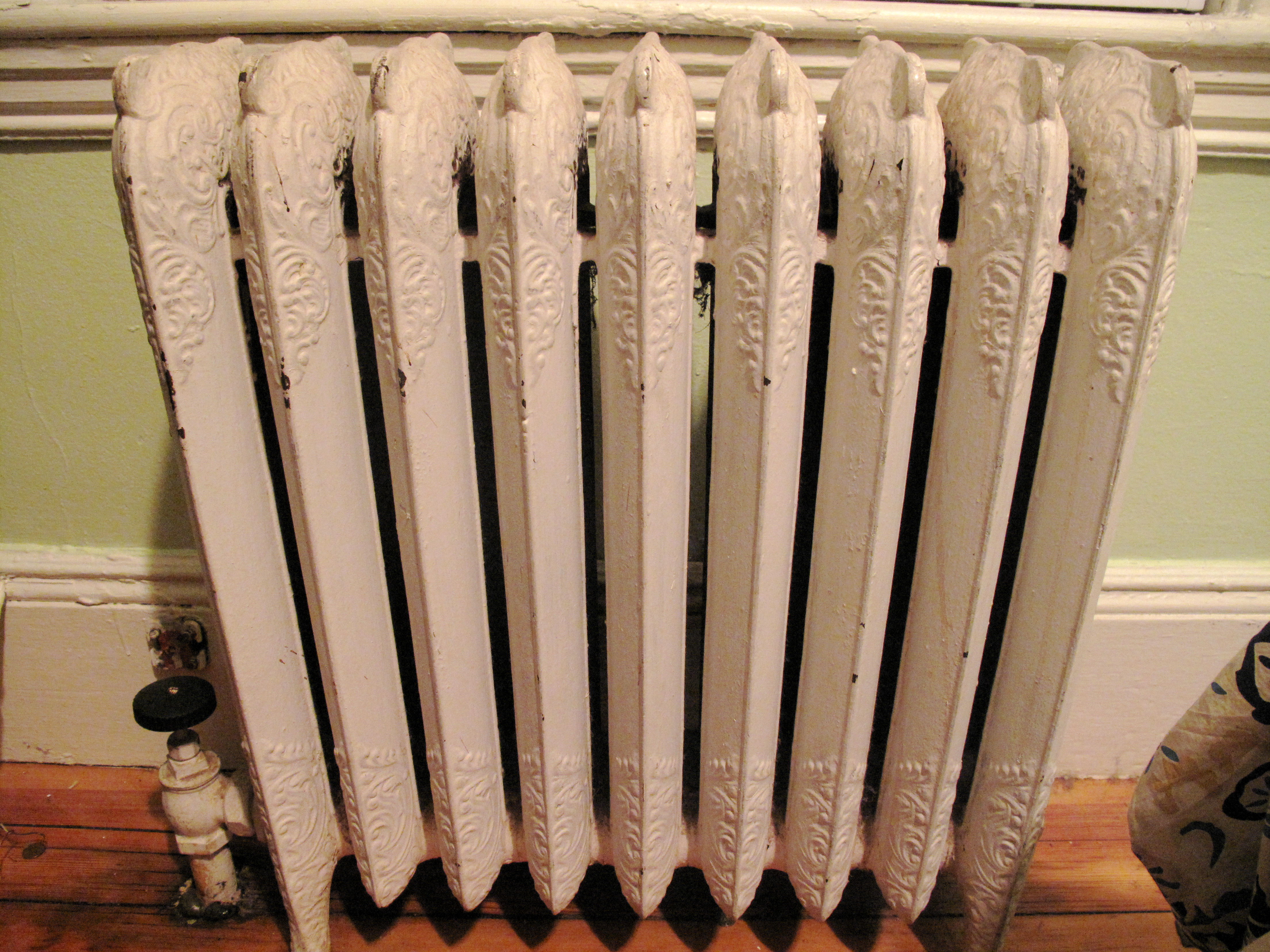 Home Heating using paraffin Inverter heaters Old fashioned radiator style heaters